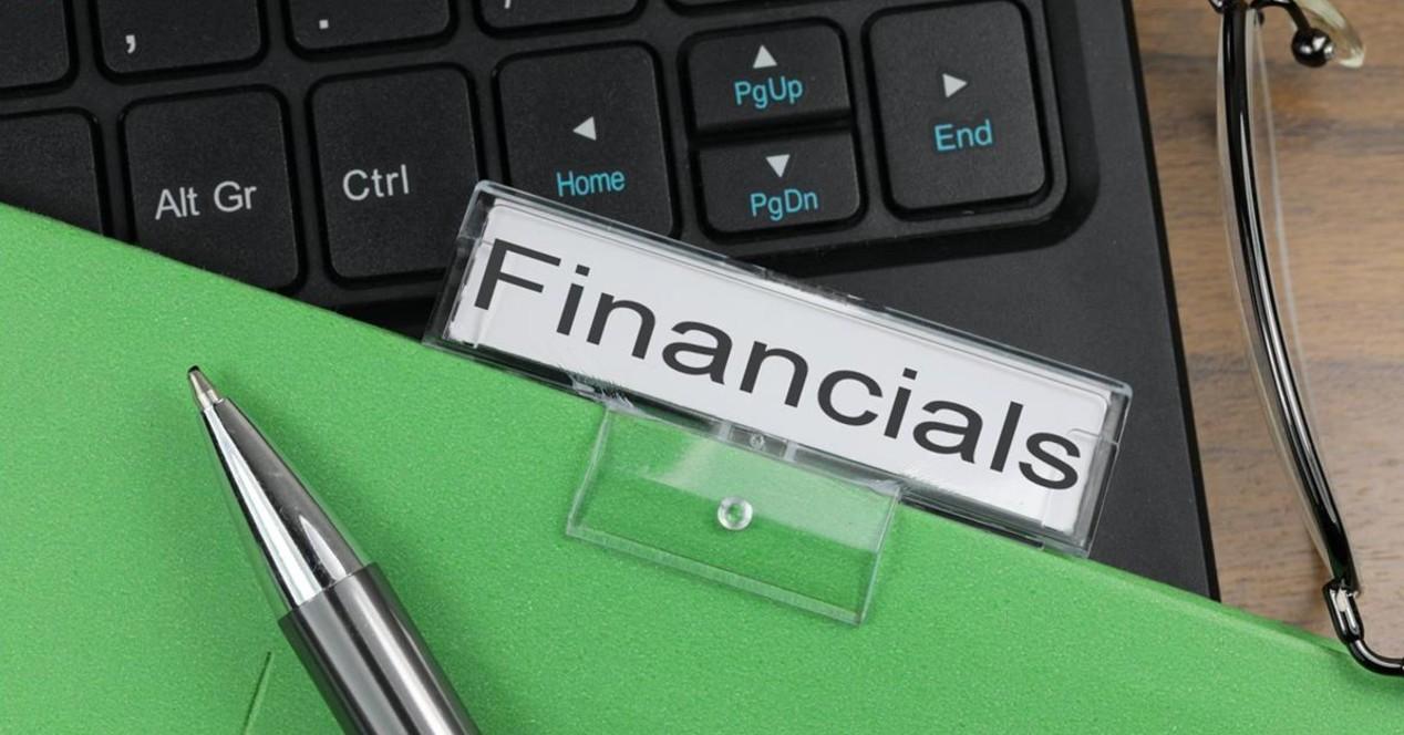 Datos financieros primera semana de mayo