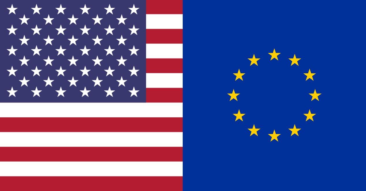 Estados Unidos y Europa
