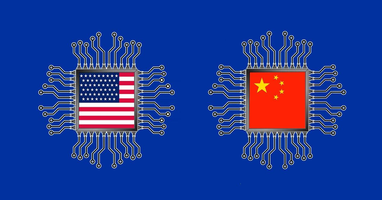 Relaciones comerciales CHINA EEUU